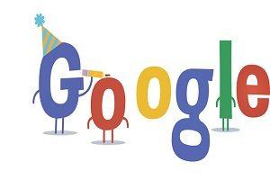 لوگوی گوگل را به دلخواه تغییر نام دهید
