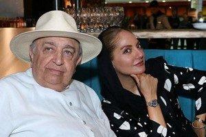 جشن تولد مهناز افشار و رضا کیانیان در اکران مردمی فیلم سینمایی دلم میخواد!