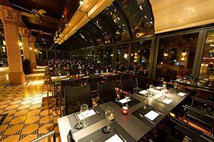 لوکس ترین و بهترین رستوران های شانگهای در چین