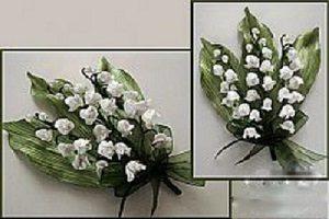 گل مینیاتوری | آموزش درست کردن گل مینیاتوری با روبان