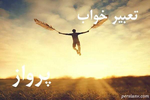 تعبیر خواب پرواز ، دیدن پرواز در خواب چه تعبیری دارد ؟