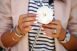 از روی حلقه در هر انگشت به شخصیت افراد پی ببرید