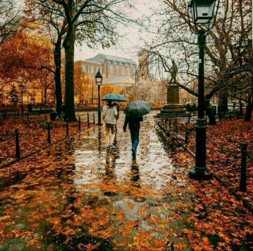 اس ام اس و متن های زیبای پاییز 3
