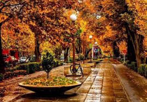 اس ام اس و متن های زیبای پاییز 5