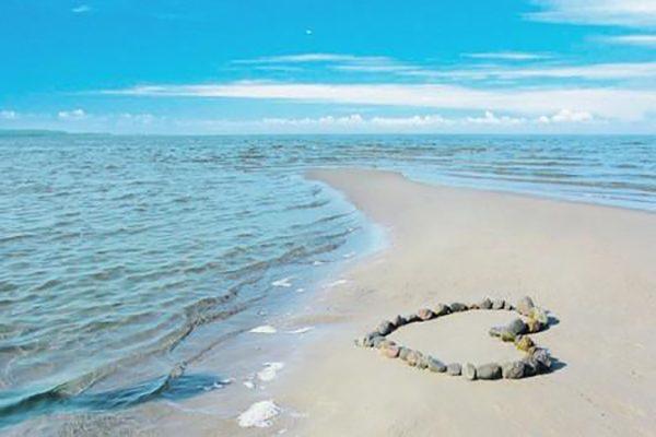 اس ام اس های زیبا در مورد دریا