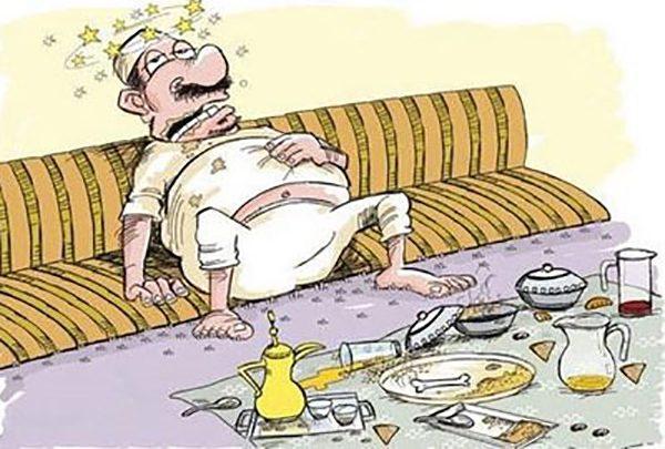 جوک های خنده دار ماه رمضان