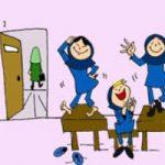 جوک های خنده دار شروع مدرسه (۲)