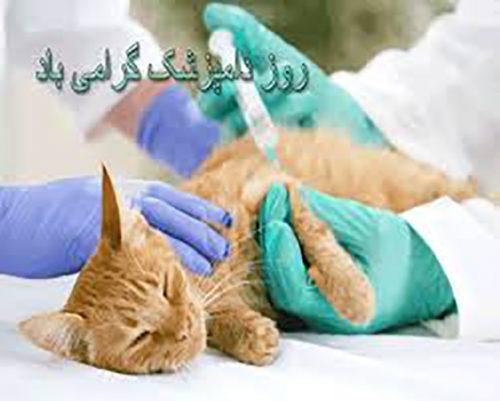اس ام اس تبریک روز دامپزشکی (۱)