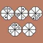 تست هوش هشت ضلعی هشت خانه ای!