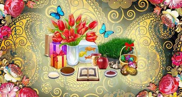 اس ام اس خنده دار عید نوروز 5