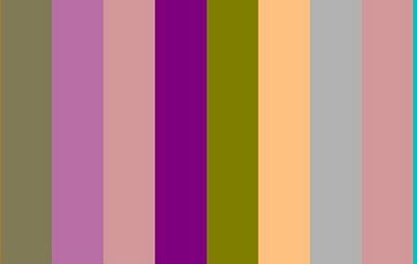 تست خطای دید   رنگ های مشابه
