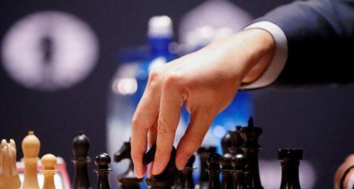 معمای شطرنج مربع های بی رخ 5
