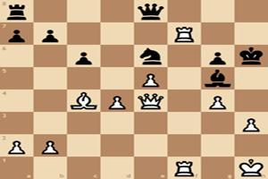 معمای شطرنج | مربع های بی رخ (۵)