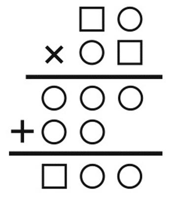 معمای تصویری رمزگشایی حاصلضرب 5