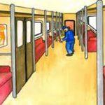 معمای جالب   قتل در قطار