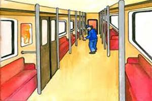 معمای جالب | قتل در قطار