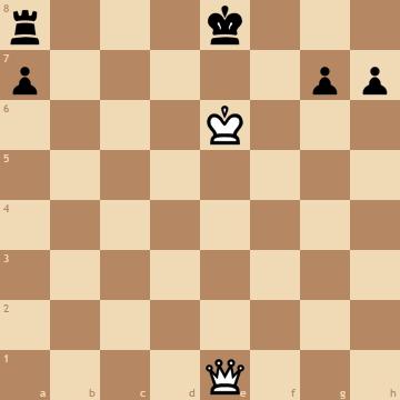معمای شطرنج در حلقه محاصره (۲)