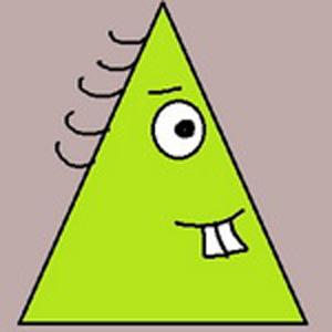 معمای المپیادی   زاویه مجهول مثلث