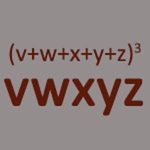 معمای ریاضی   معادله ای با پنج مجهول