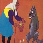 داستان جالب | گرگ و پیرزن