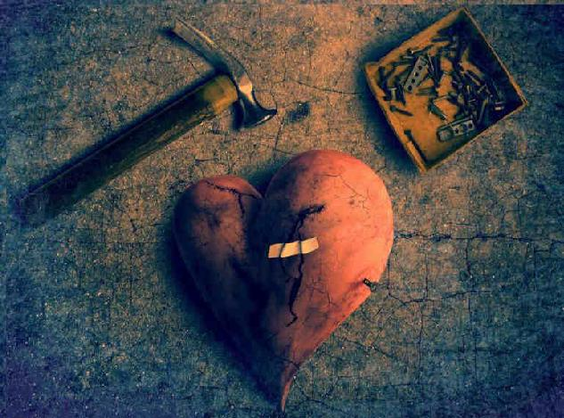 داستان زیبای | دیوار دل