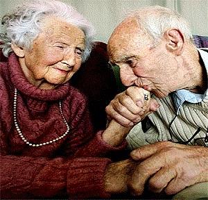 داستان عاشقانه | پیرمرد فقیر و همسرش
