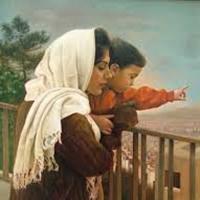 داستان زیبای | عشق مادری