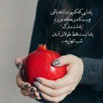 عکس پروفایل شب یلدا ۹۷ با متن های زیبای تبریک