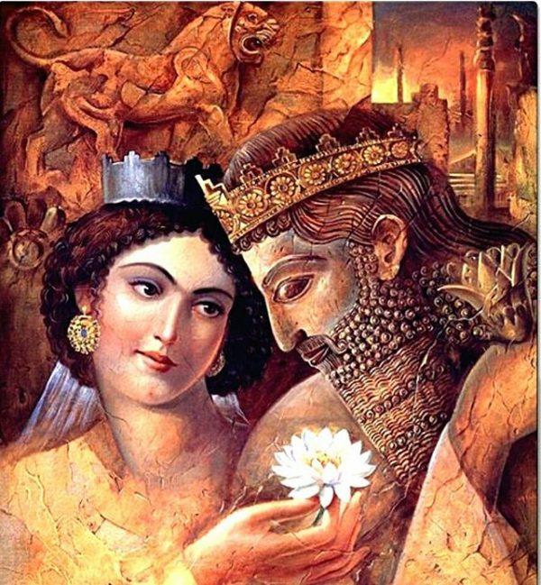اس ام اس سپندارمذگان روز عشق ایرانی (7)