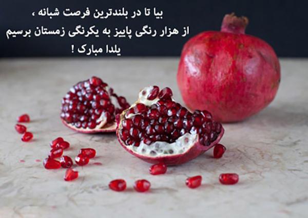 عکس پروفایل شب یلدا 98