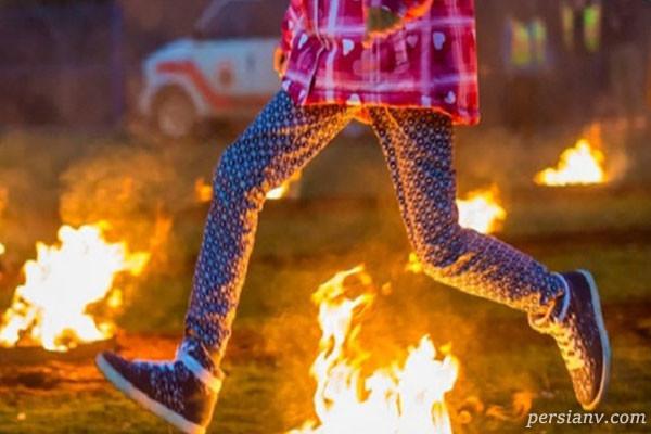 تفریحات چهارشنبه سوری اصیل متفاوت از ترقه و دیگر مواد محترقه