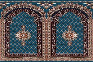 درباره قالی های سجاده ای یا محرابی بیشتر بدانید