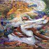 غزل شماره ۴۰۴ حافظ : میفکن بر صف رندان نظری بهتر از این