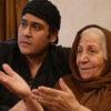 فیلم احساسی از مادر بزرگ رضا داوودنژاد که بازیگر بود