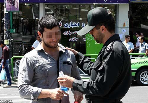 طرح ویژه پلیس پایتخت برای ماه رمضان + تصاویر