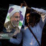 تهران در ساعات پایانی تبلیغات انتخاباتی (تصاویر)