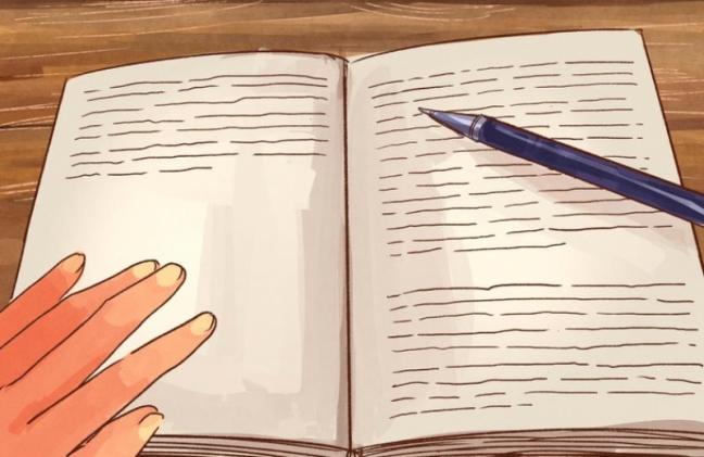 نوشتن افکار برای بهتر شدن زندگی