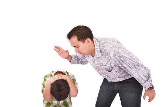 رفتار های جایگزین تنبیه بدنی کودک