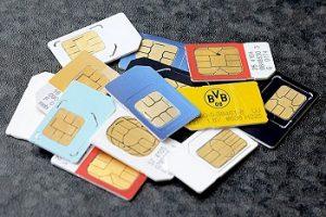 سیم کارتهایی که مشترکان آنها در دسترس نیستند