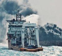 صفر تا صد ابهامات درباره حادثه تصادف کشتی سانچی !
