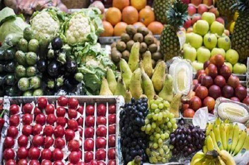 واردات محصولات زراعی