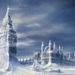یخبندانی غیر منتظره در انتظار ساکنان کره زمین