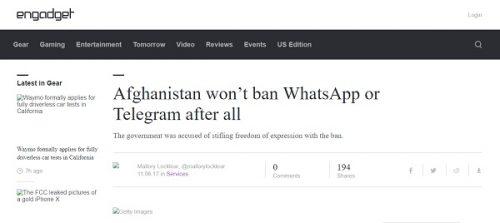 اثرات مخرب تلگرام