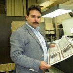 سوغات گران بهای یک هموطن ساکن اروپا برای ایرانی ها با قدمت ۱۲۰ سال