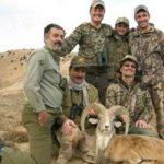 ماجرای مجوز ۱۰ هزار دلاری شکار قوچ به دو شکارچی آمریکایی