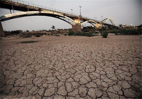 خوزستان آب ندارد