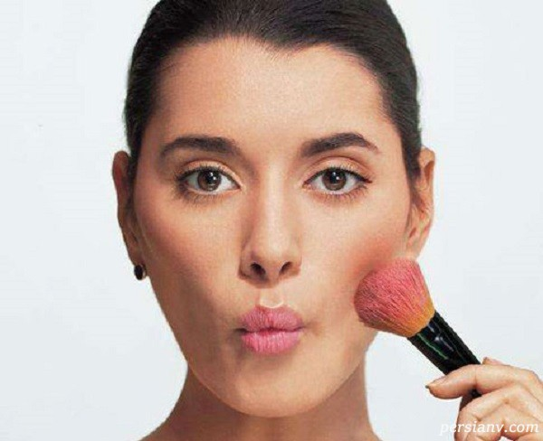 جدیدترین مدل های آرایش عروس + تصاویر