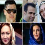 حاشیه های حضور سلبریتیها در زلزله کرمانشاه و آنهایی که آستین بالا زدند