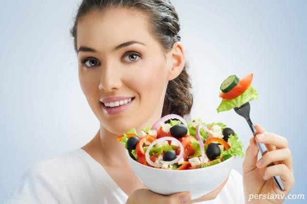 روش تغذیه ای قبل از بارداری