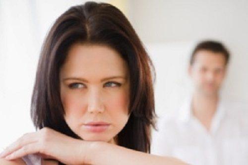 ارضا نشدن و تمایل وحشتناک زن